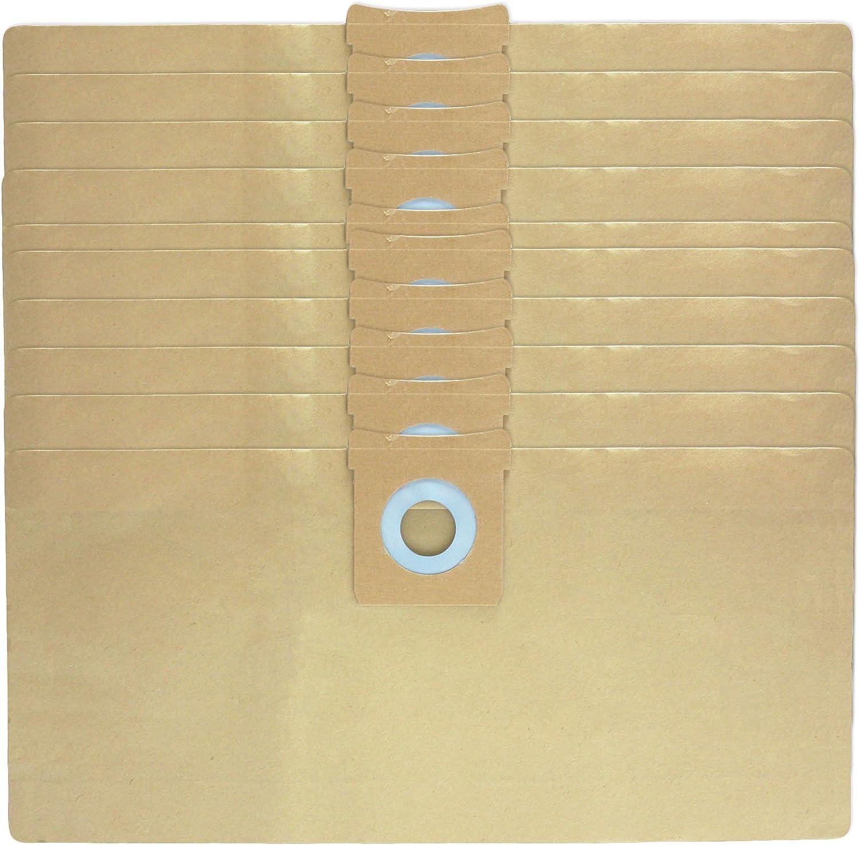 Spares2go - Bolsa resistente para aspirador (más ambientadores). 10 Bags: Amazon.es: Hogar