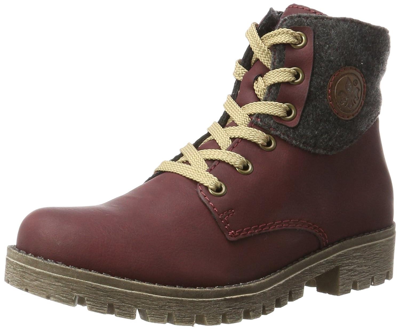 Rieker Damen 78516 Stiefel: : Schuhe & Handtaschen