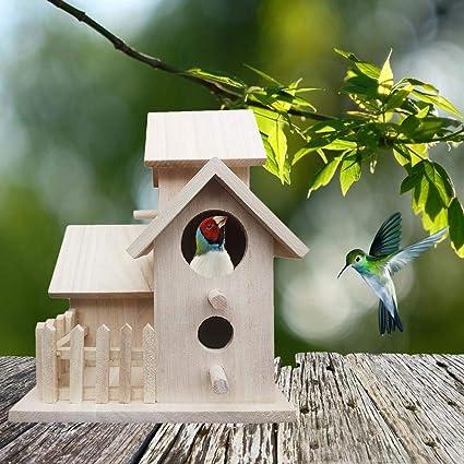 Beimaji Trade Bird Feeder Bird Feeding Station Diy Bird