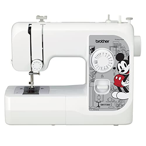 Brother SM1738D - Brother Disney Sewing Machine Review