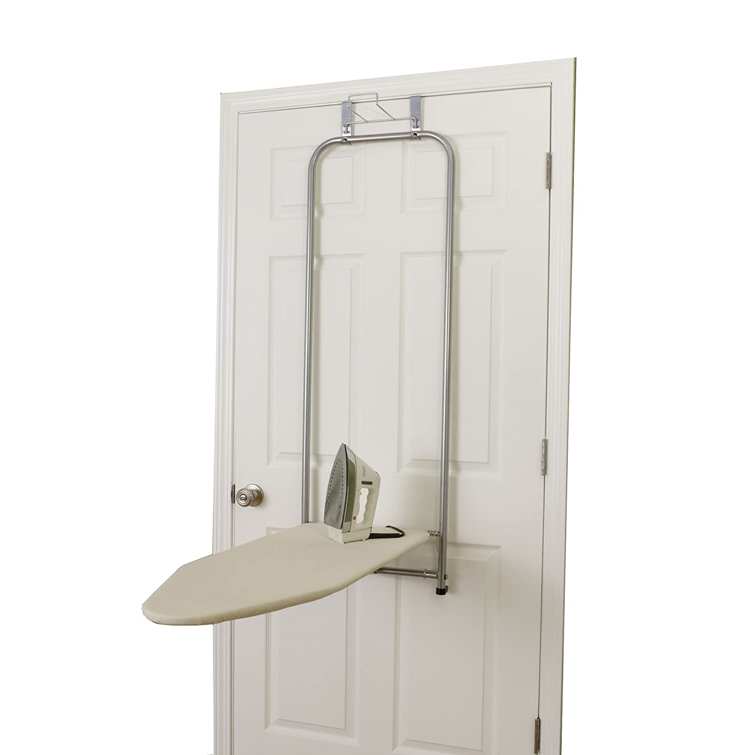 Household Essentials 1 Over The Door Ironing Board with