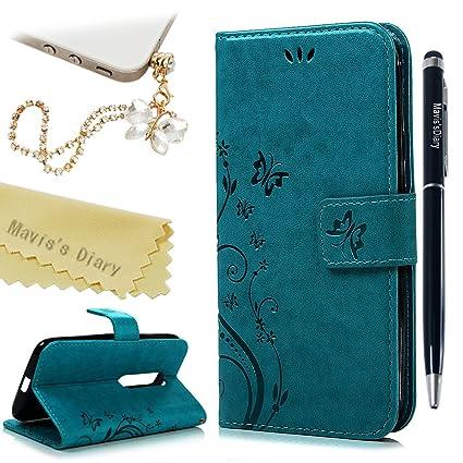 Amazon.com: Moto G3 (3ª generación) Funda – Mavis s Diary ...