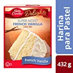 Betty Crocker Cake Mix French Vanilla, 432 g