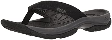 8f29997935e0 Amazon.com  Keen Women s Kona Flip-W Flat Sandal  Shoes