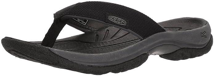 644b3efdf Amazon.com  Keen Women s Kona Flip-W Flat Sandal  Shoes
