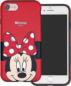 Coque iPhone 6S / iPhone 6, Disney Mignonne Minnie Mouse Étui ...