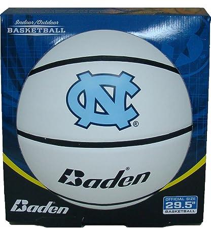 NCAA North Carolina Tar Heels autógrafo, de baloncesto oficial ...