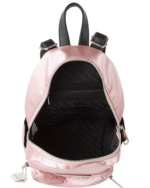 8bde519d525 Steve Madden Small Pink Backpack- Fenix Toulouse Handball