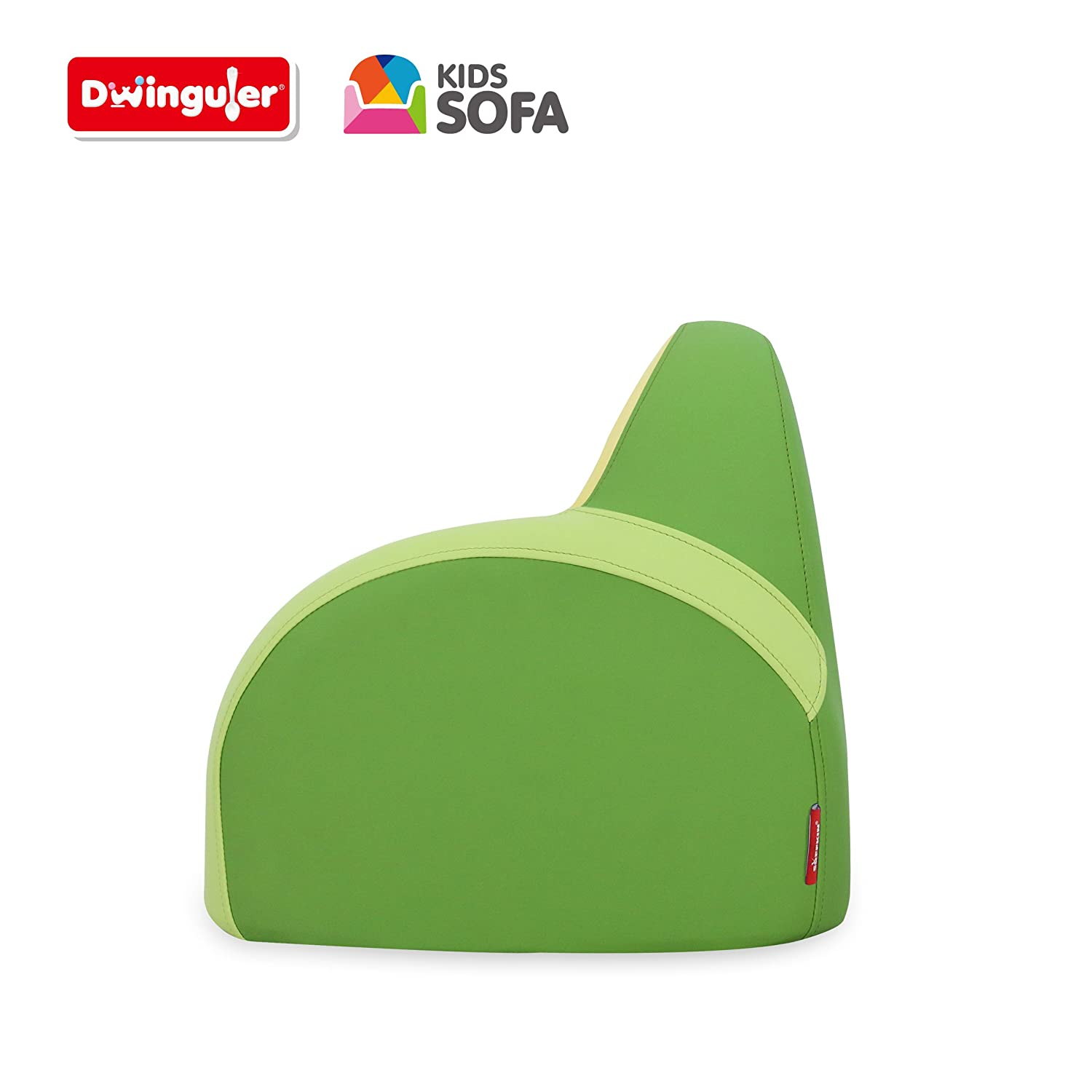 Buy Dwinguler Kids Sofa Lime Green line at Low Prices in India