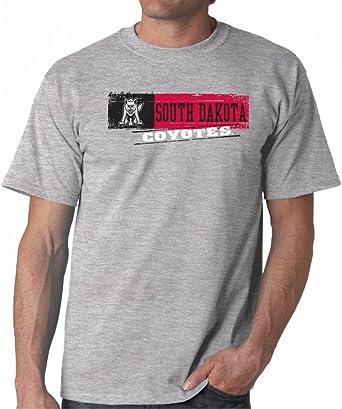 J2 Sport University of South Dakota Coyotes NCAA Unisex Apparel