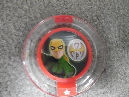 Disney Infinity 20 Bonus Münzen Marvel The Immortal Iron Fist