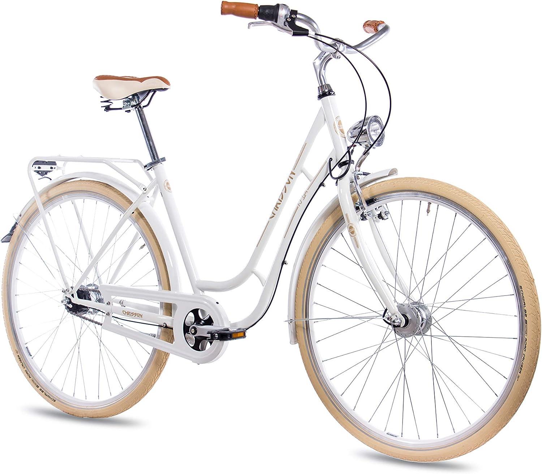 28 pulgadas Vintage City Bike Bicicleta bicicleta CHRISSON N Lady ...