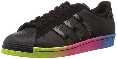 Adidas Originals  mujer 's Superstar 80 W Core en ftwr blanco