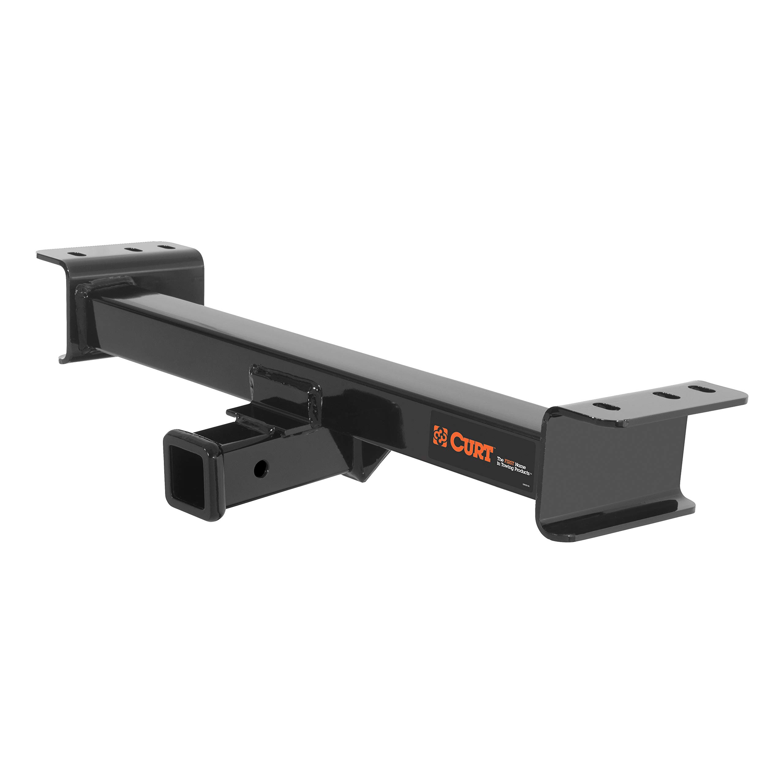 CURT 31042 Front Hitch with 2-Inch Receiver, Fits Select Chevrolet and GMC Trucks and SUVs by CURT