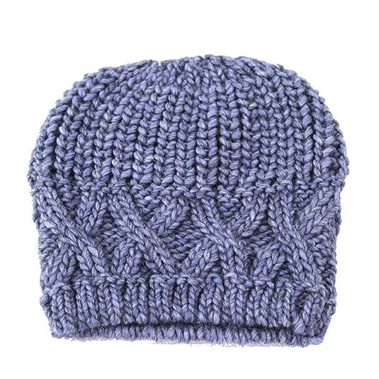 Nologo Cappello donna misto lana modello cuffia zuccotto made in Italy m1326  jea  Amazon.it  Scarpe e borse aa282d5c8375