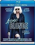 Atomic Blonde [Blu-ray + DVD + Digital] (Bilingual)