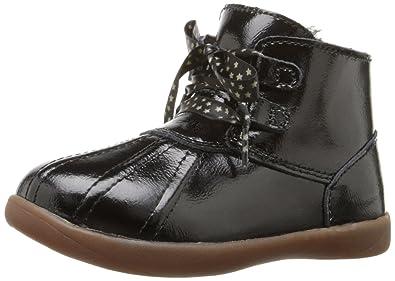 UGG Girls T Payten Stars Boot, Black, 6 M US Toddler