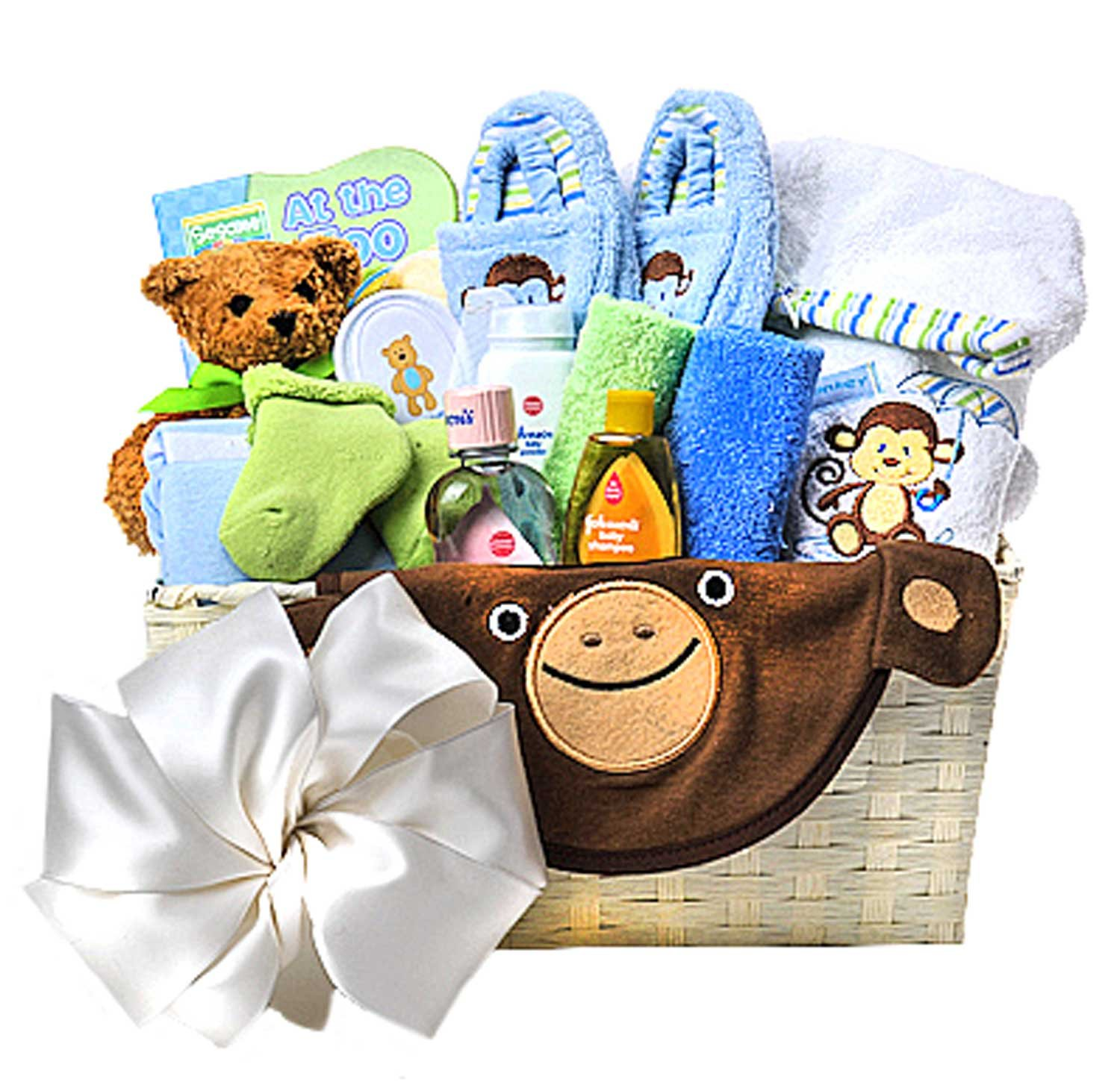 Welcome Home Baby by Gift Basket   B001E256DY
