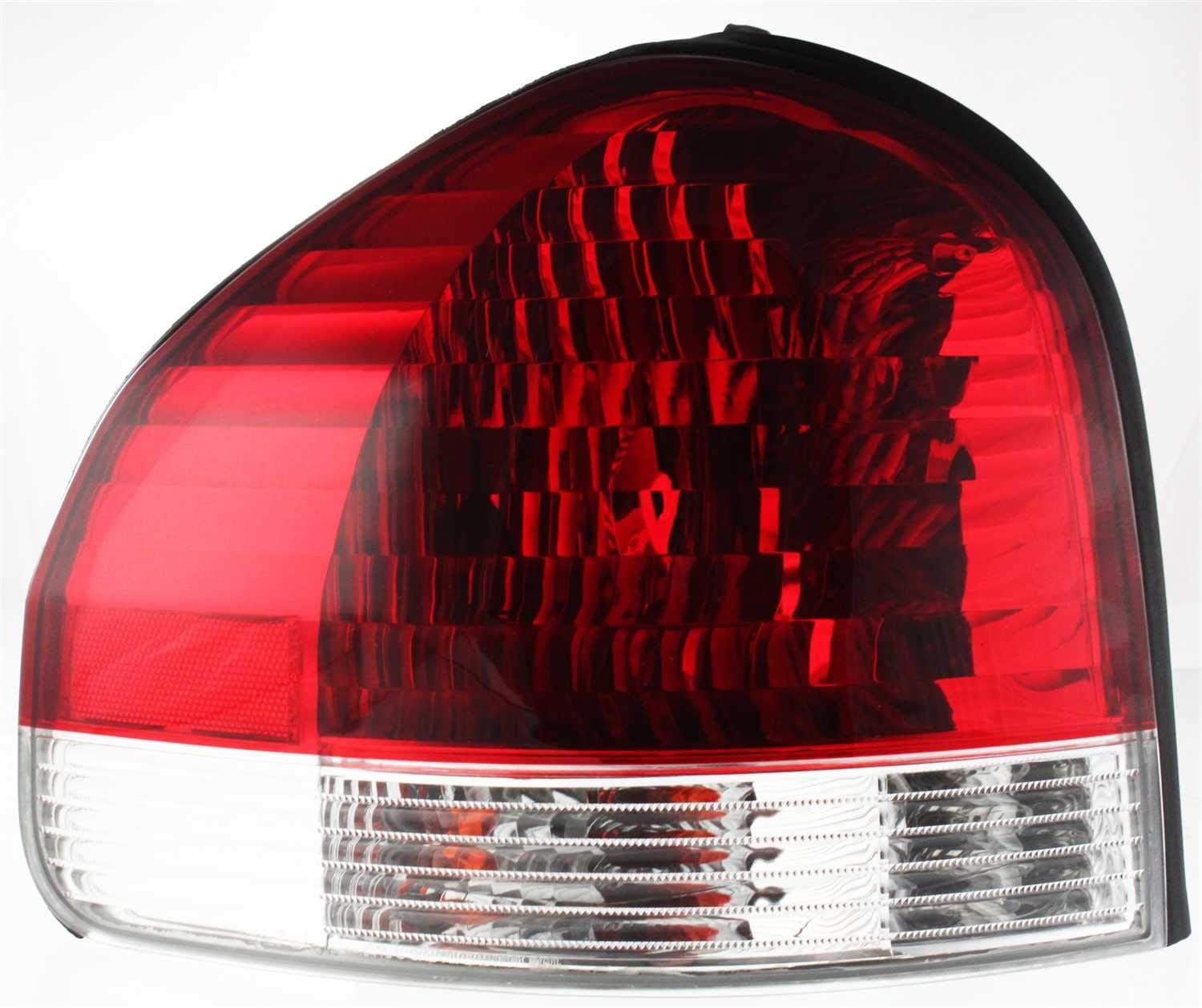Tail Light Assembly Compatible with 2005-2006 Hyundai Santa Fe Driver Side