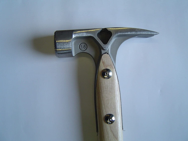 Dalluge 7180 16 oz Titanium Hammer Milled Face w/Dalluge DA Bar 4280 ...