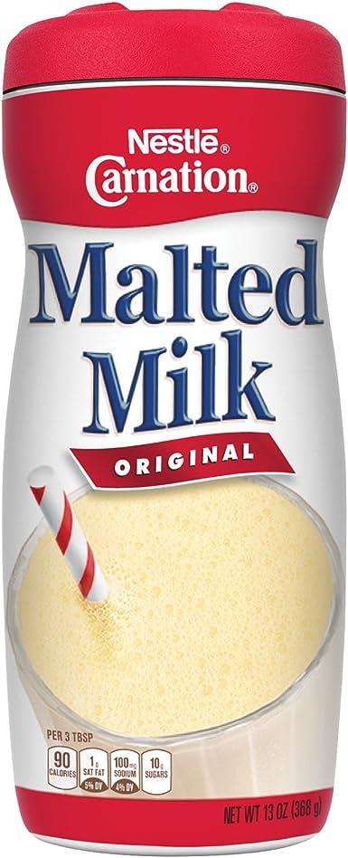 Nestle Carnation Original Malted Milk (13 oz.): Amazon.es: Alimentación y bebidas