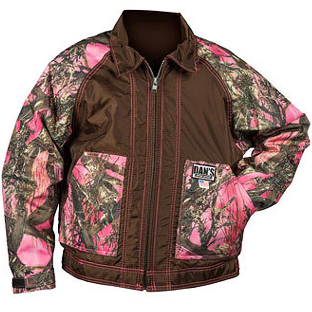 Dans Hunting Gear Sportsman's Choice Women's Briarproof Coat Pink Camo (2X) by Dans Hunting Gear