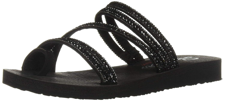 d5363ef707cf Skechers Women s Meditation-Glam Flash Open Toe Sandals  Amazon.co.uk   Shoes   Bags