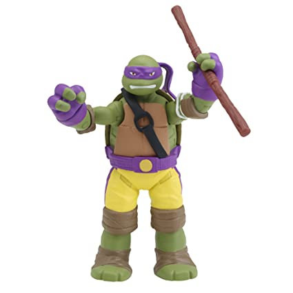 Teenage Mutant Ninja Turtles Battler Donatello Action Figure