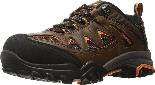 limpiar académico Mariscos  Skechers Delleker Botas de trabajo para hombre: Shoes - Amazon.com