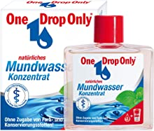One Drop Only Mundwasser Konzentrat, 3er Pack (3 x 0.025 l)