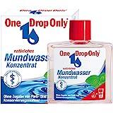 One Drop Only Mundwasser Konzentrat, 3er Pack (3 x 0.025 l)