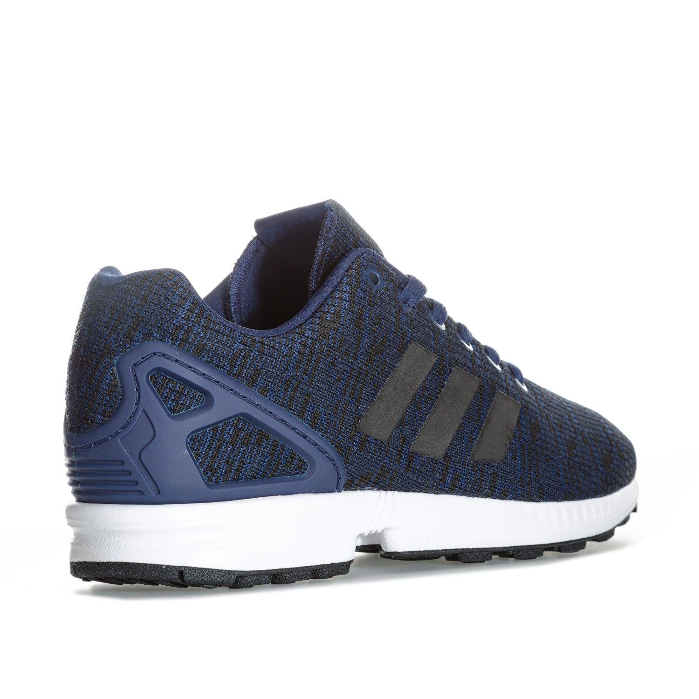 356a3629d adidas Mens Originals Men s ZX Flux Trainers in Navy - UK 12  Amazon.co.uk   Shoes   Bags