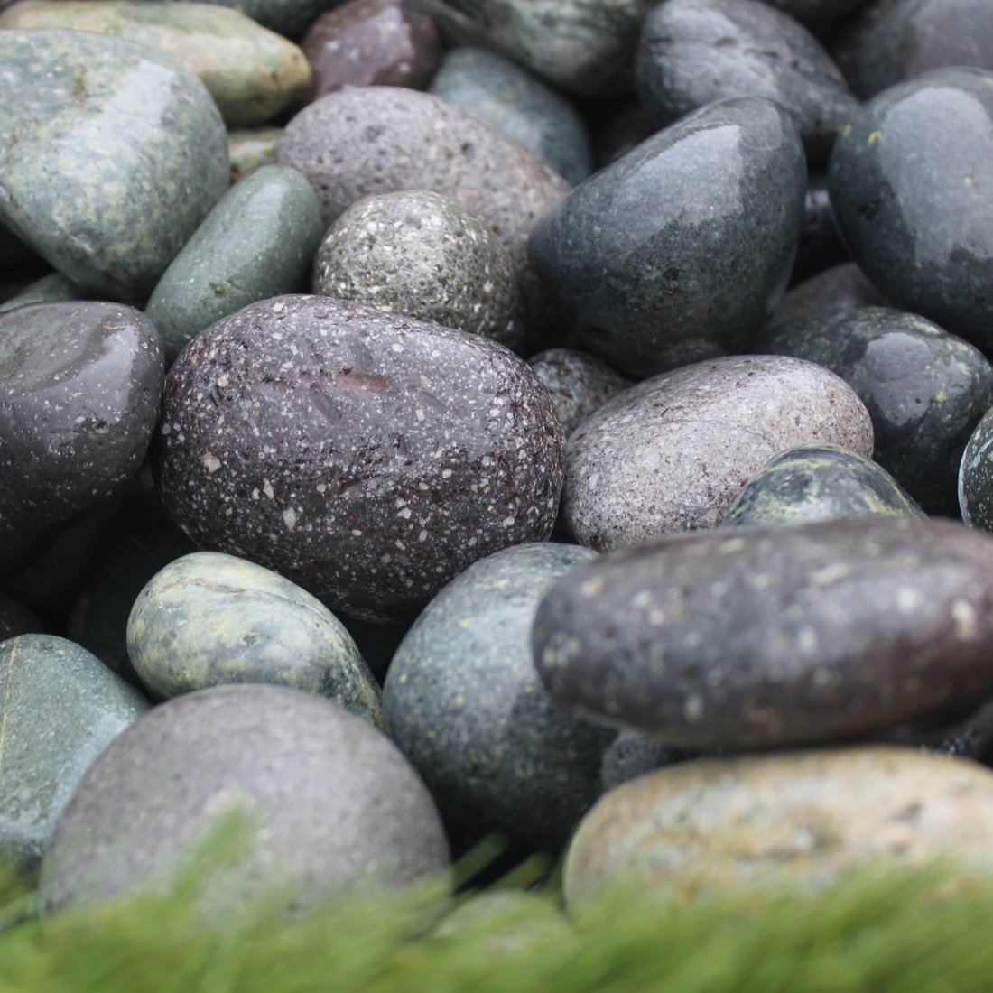 玉石:大磯 2-3寸(60-90mm) 20kg(11.1L) ×20袋【400kg】 B01M1OV2AX   400kg
