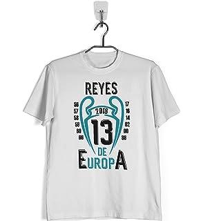 Ropa4 Camiseta La 13 - Campeones de Europa Real Madrid