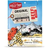 Field Trip All Natural Grass-Fed Beef Jerky, Original, 1 Ounce (Pack of 12)