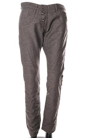 stylistisches Aussehen Einkaufen sehen Please Damen Ankle Fit Hose P78 P78AEB5 Stoffhose ...