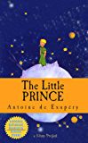 The Little Prince: [Illustrated Edition] (Cheapest Books Children Classics Book 1)