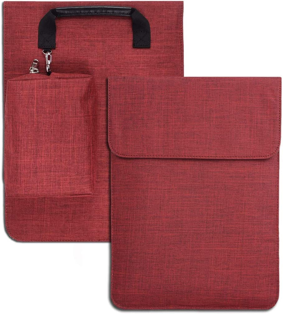 Laptop Sleeve Case Protective Bag, Ultrabook Notebook Carrying Case Handbag for MacBook Pro 16