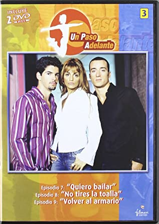Un Paso Adelante 3 (Import Movie) (European Format - Zone 2) (