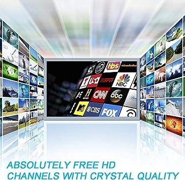 Soporta la señal digital de la antena de TV universal DTMB ...
