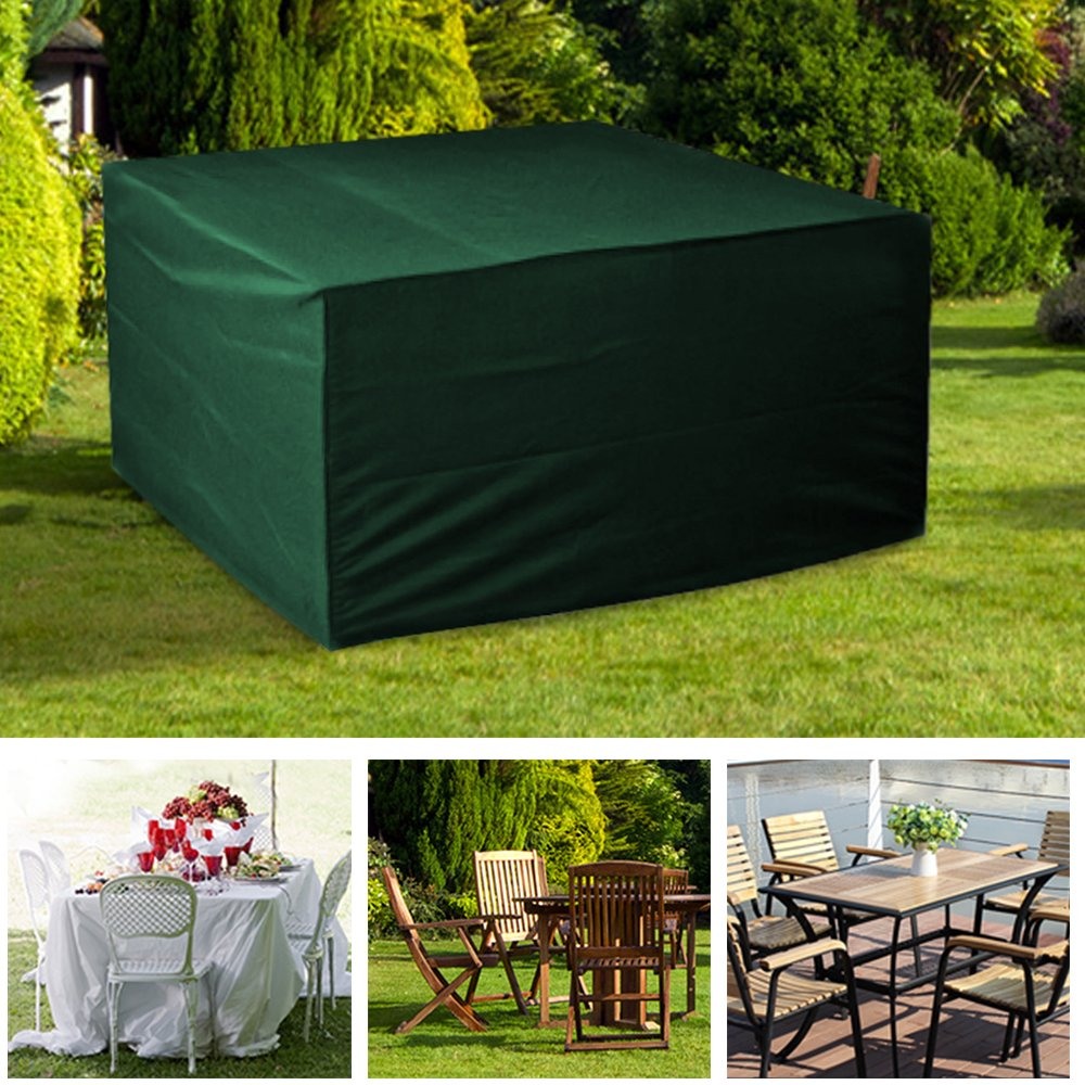 ColdShine Large Waterproof Outdoor Garden Patio Table Chair Furniture Seater Cover Cshine