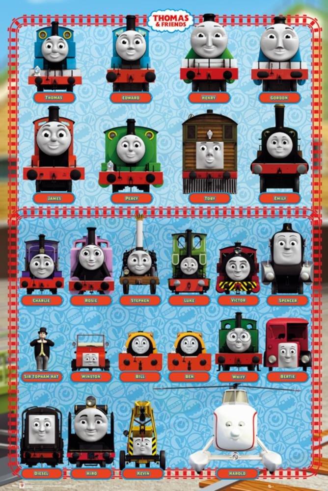 Amazon Thomas And Friends