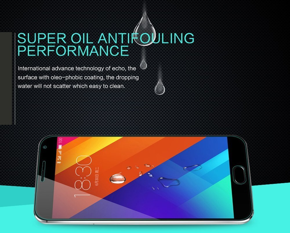 Kepuch Xiaomi Redmi 4x Screen Protector 2 Pack Nillkin Anti Explosion H Note Tempered Guard Glass Film 9h Hardness Curved Edge Protection For Cell Phones