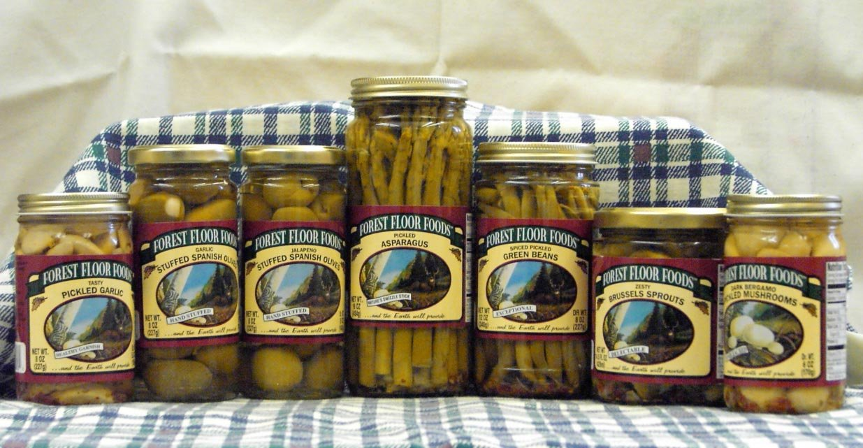 Gourmet Pickled Vegetable Assortment by Wisconsinmade