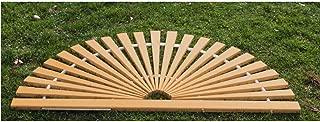 product image for Furniture Barn USA Red Cedar Sunburst Door Mat - Large