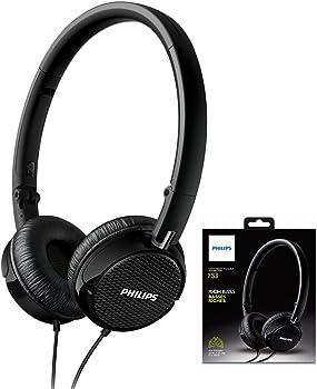 Philips FS3BK On Ear Headphones
