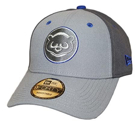 3c940084bb8 Image Unavailable. Image not available for. Color  New Era Chicago Cubs MLB 9Forty  Cooperstown ...