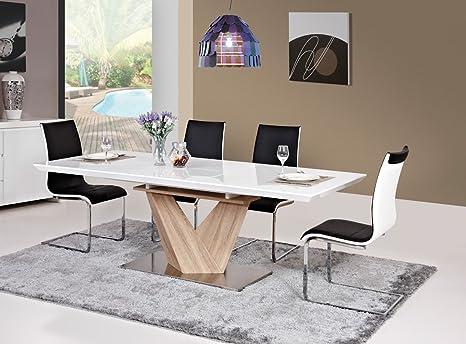Tavolo da pranzo tavolo per sala da pranzo tavolo pilastri tavolo 90 ...