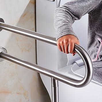 Tiradores Baño para minusválidos Rieles de Seguridad Ducha para ...
