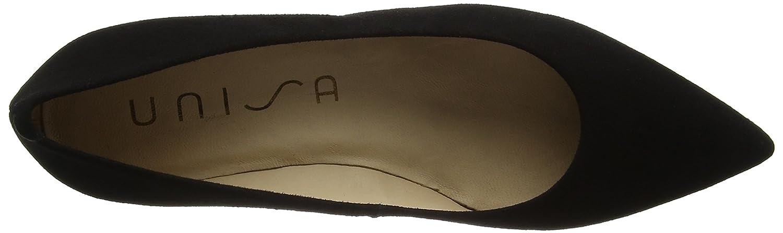Unisa Jarzu_KS, Scarpe Scarpe Jarzu_KS, con Tacco Donna Nero (Black) 3a0c87